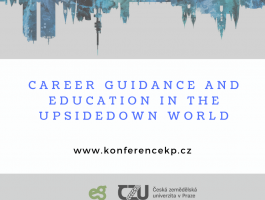 "Outcomes from the conference ""Career guidance and education in the upsidedown world"""