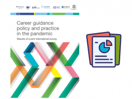 "Results of webinar  ""Career Guidance policy and practice during the pandemic"" available now"