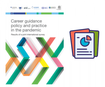 """Results of webinar  """"Career Guidance policy and practice during the pandemic"""" available now"""