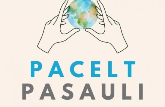 """Youth Academy PACELT PASAULI - """"LIFT THE WORLD"""""""