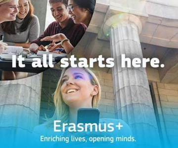 New opportunities Erasmus + 2021-2027