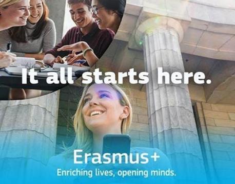 New opportunities Erasmus + 2021-2027