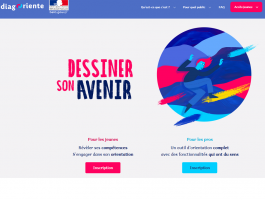 DiagOriente, an innovative guidance platform for youth