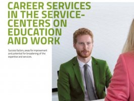 Career services in the Service-Centers on education and work