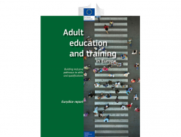 Eurydice report: Adult education and training in Europe: Building inclusive pathways to skills and qualifications