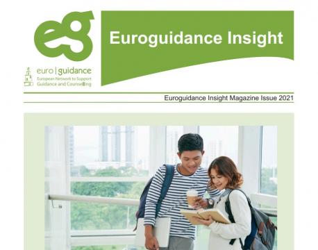 2021 Euroguidance 'Insight' magazine