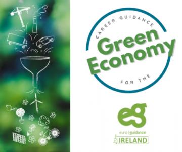 "Invitation to Irish Guidance Forum: ""Career Guidance for the Green Economy"" - 24/11/2021"