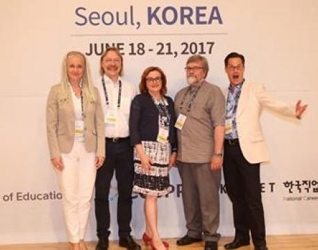 Finnish guidance expertise seen and heard in Korea