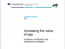 Increasing the value of age – Guidance in employers' age management strategies