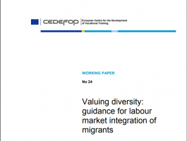 Valuing diversity: guidance for labour market integration of migrants