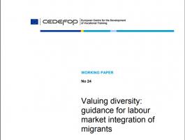 Valuing diversity: guidance for labour market integration of migrants