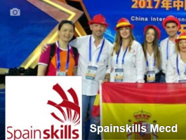 Spain in the WorldSkills International Context - Abu-Dhabi