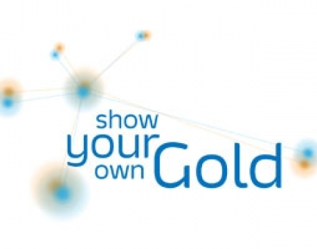 Show your own gold - Visualize and digitalize your biography