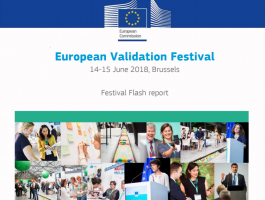 European Validation Festival - Flash report