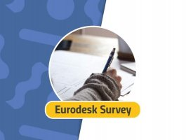 Eurodesk survey: 'Youth Information: Supporting you in going abroad'