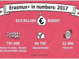 Erasmus+ annual report 2017