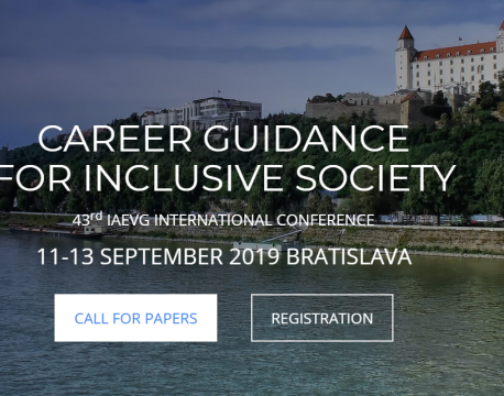 Call for papers - 2019 IAEVG conference