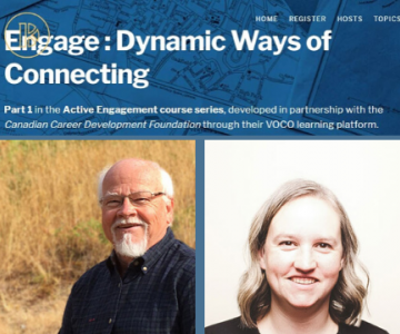 New online course offered by Dr. Norm Amundson and Adrea Fruhling, PCC