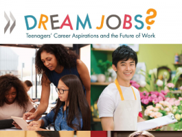 Dream Jobs? Teenagers' Career Aspirations and the Future of Work