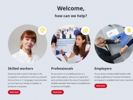"Portal ""Anerkennung in Deutschland"" – ""Recognition in Germany"" expands online presence"