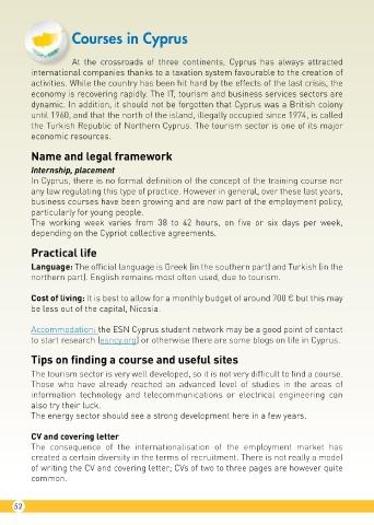 Page 52 - BROCHURE-EUROGUIDANCE