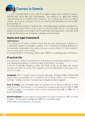Page 62 - BROCHURE-EUROGUIDANCE